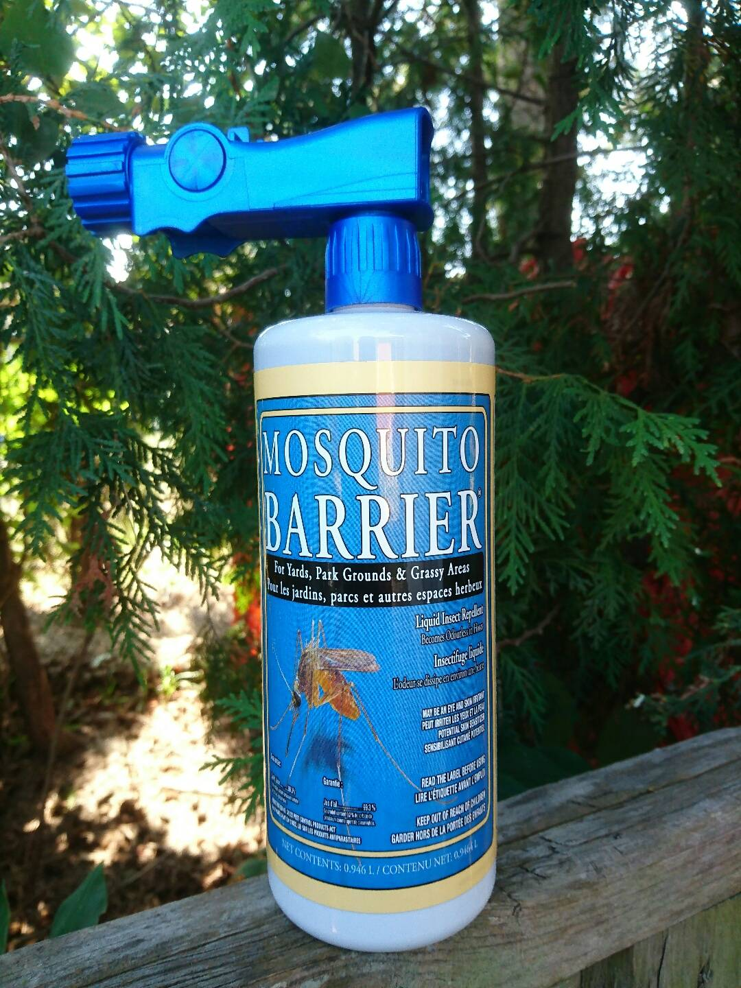 Mosquito Barrier - Hose End Image